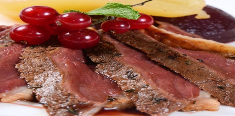 Tamme-eenden-filets